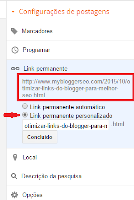 Otimizando-links-seo-blogger-blogspot-google