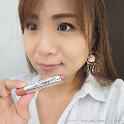 Palladio Pop Shine Brilliant Lip Balm review Singapore
