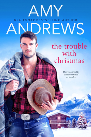 Book Review: The Trouble with Christmas (Credence, Colorado #2) by Amy Andrews | About That Story