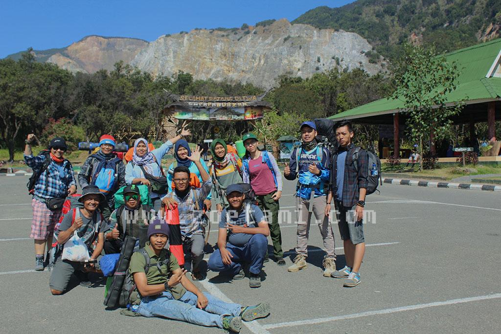 Informasi Pendakian Gunung Papandayan Garut