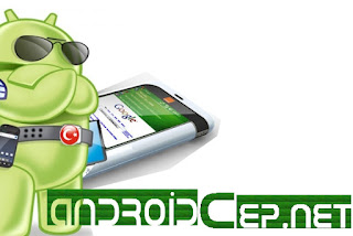 android cep mobil site