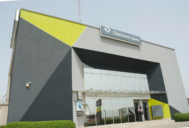 Diamond Bank Mobile Quick Recharge