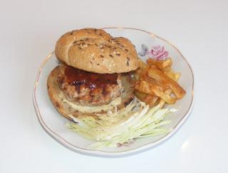 Hamburger de curcan retete culinare,