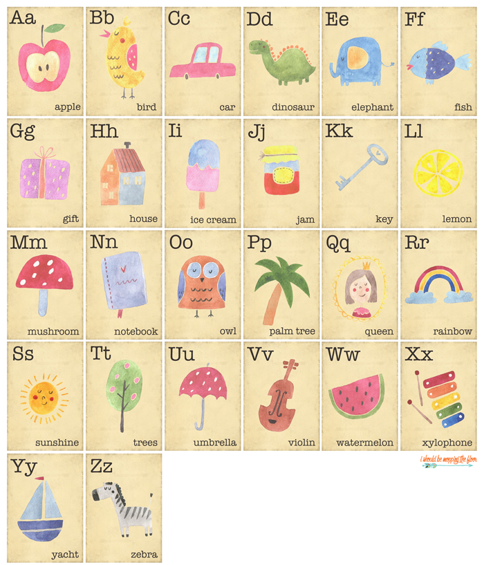 It is a picture of Nerdy Printable Abc Flash Cards