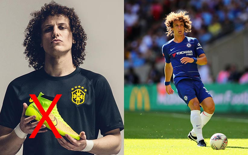 David Luiz To Leave Nike  - Footy Headlines 93a9ca8b7bf