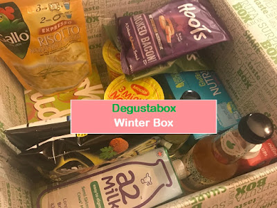 Food, Drink, Degustabox, Subscription,