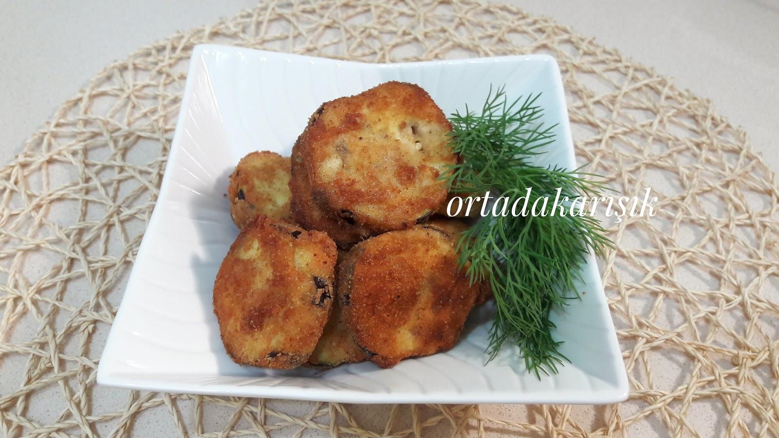 Patlıcan Kızartması Videosu