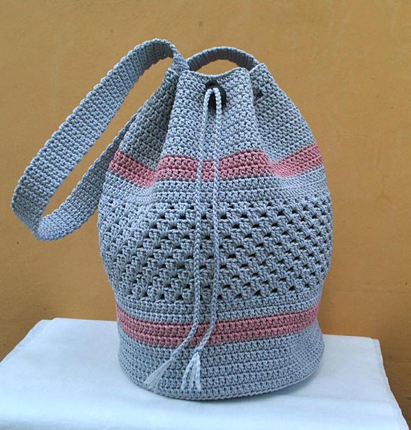 Tas Rajut Handmade