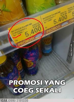 10 Meme 'Promosi' Ini Memiliki Kelucuan yang Menggetarkan Qolbu