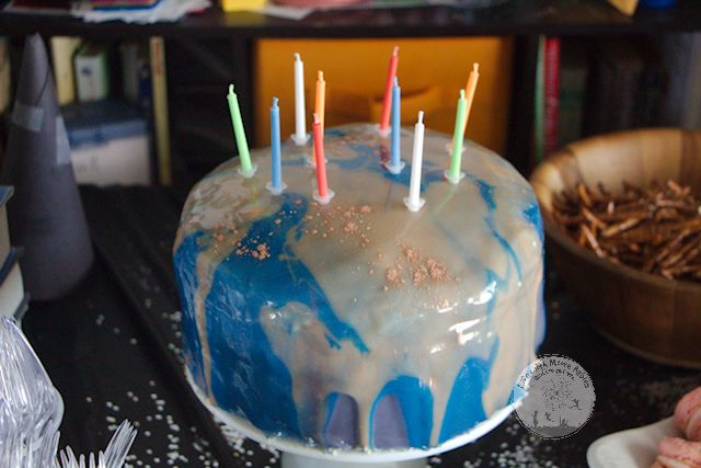Can't have a Gryfindor cake when the birthday girl is a Ravenclaw.