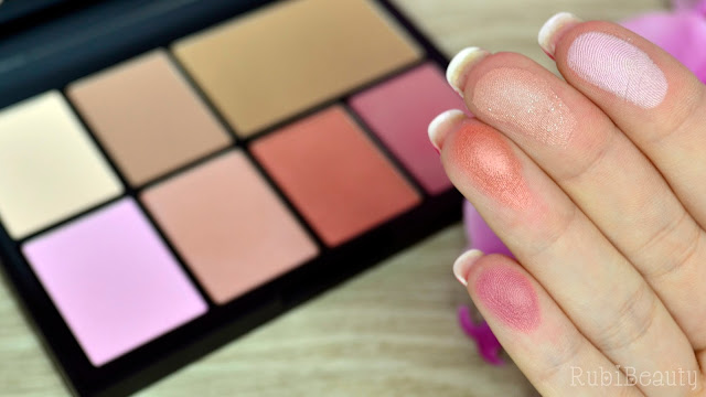 narsissist cheek studio palette nars review opinion swatch