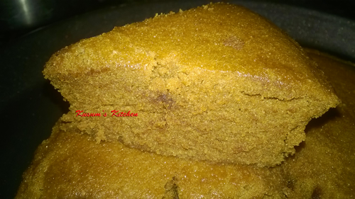 5 Minute Instant Coffee Cake Recipe in Microwave