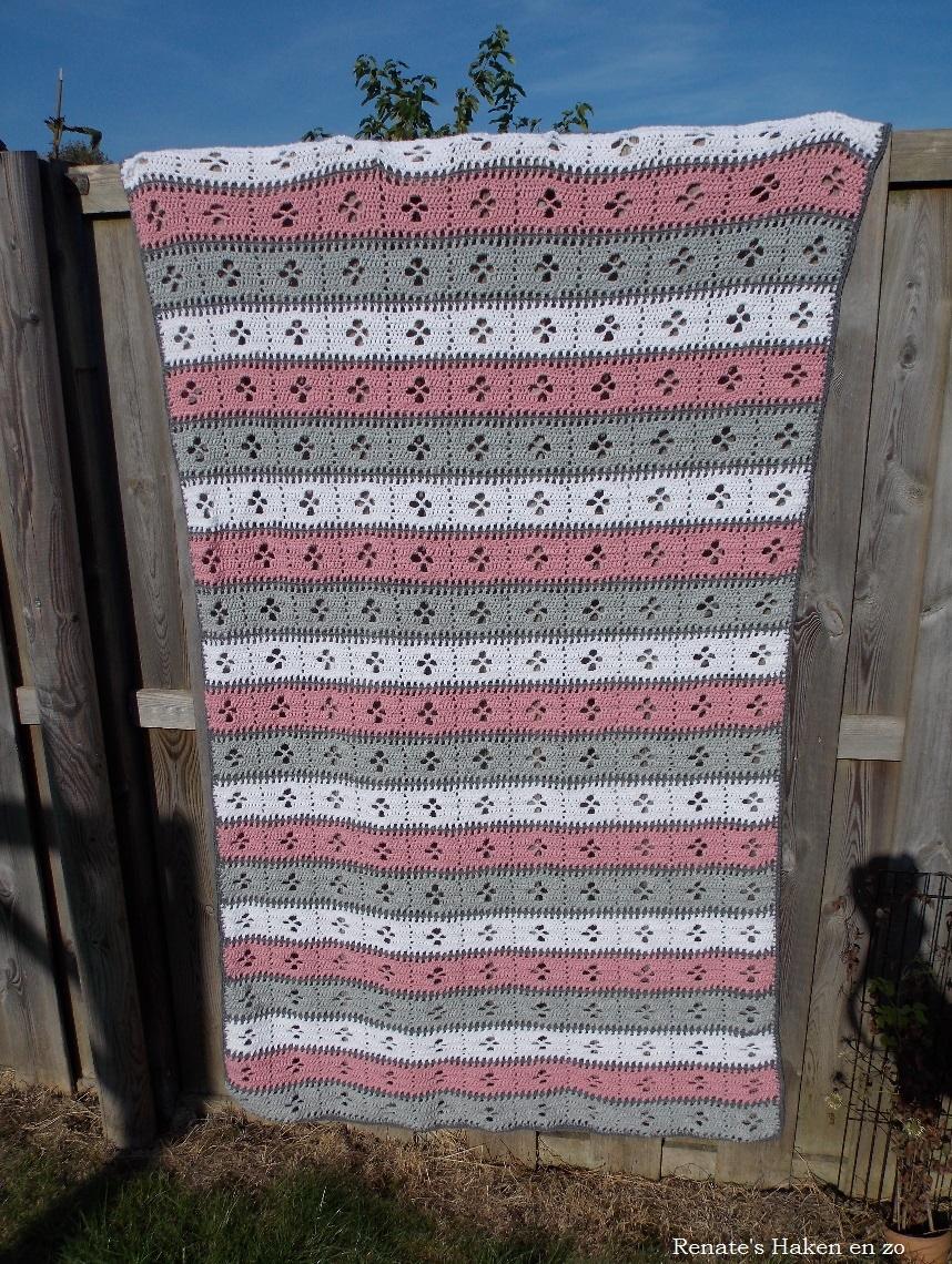 Renates Haken En Zo Call The Midwife Deken Blanket