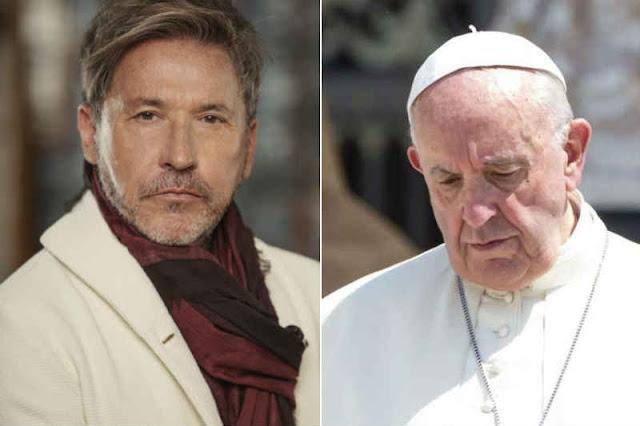 Ricardo Montaner critica al Papa por su Neutralidad Positiva