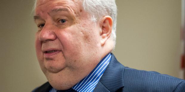 Spokesman for President Vladimir says Russian ambassador to the US, Sergey Kislyak met with Hillary Clinton
