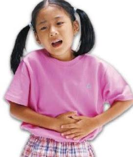 Đau thượng vị dạ dày ở trẻ em