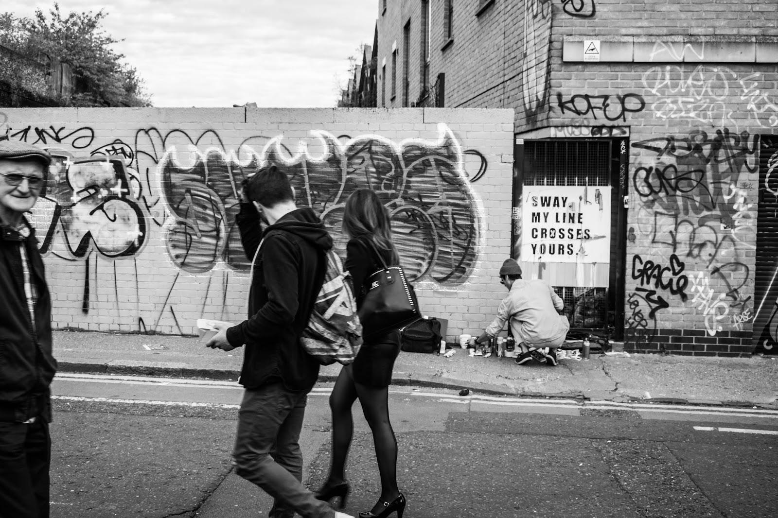 Shoreditch London Generations