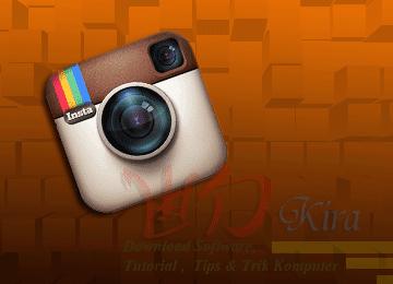 Instagram logo wd-kira