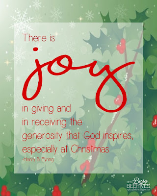Christmas quote by Henry B. Eyring