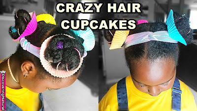Crazy Hair Day Ideas for School | DiscoveringNatural
