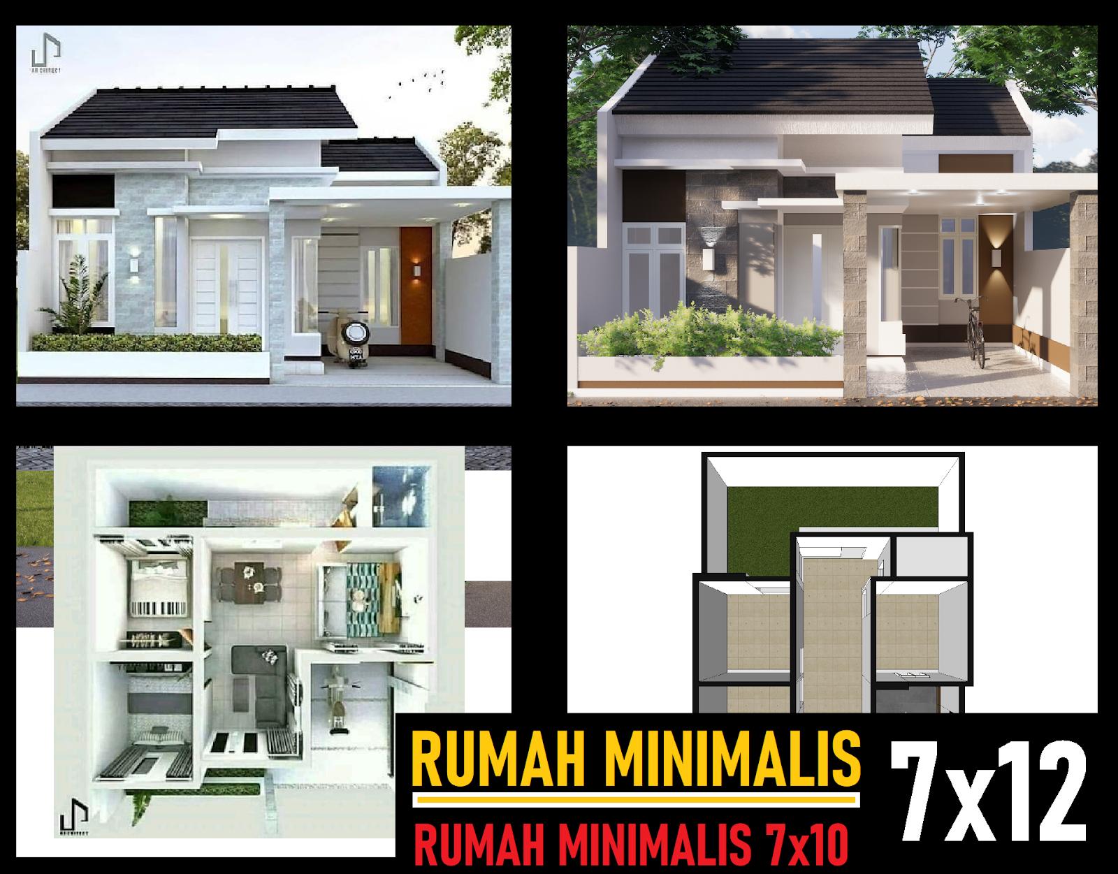Desain Rumah Minimalis 3 Kamar Vs 2 Kamar Dilahan Sempit Desain Rumah Minimalis