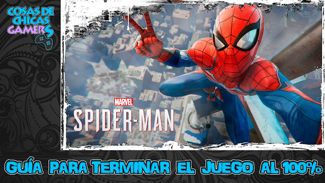 Guía para completar Marvel's Spiderman PS4