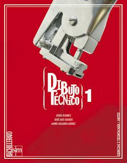 Libro Dibujo Técnico 1º Bachillerato SM