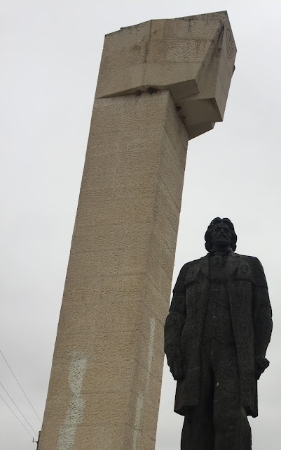 monumento comunista a Dimitar Blagoev