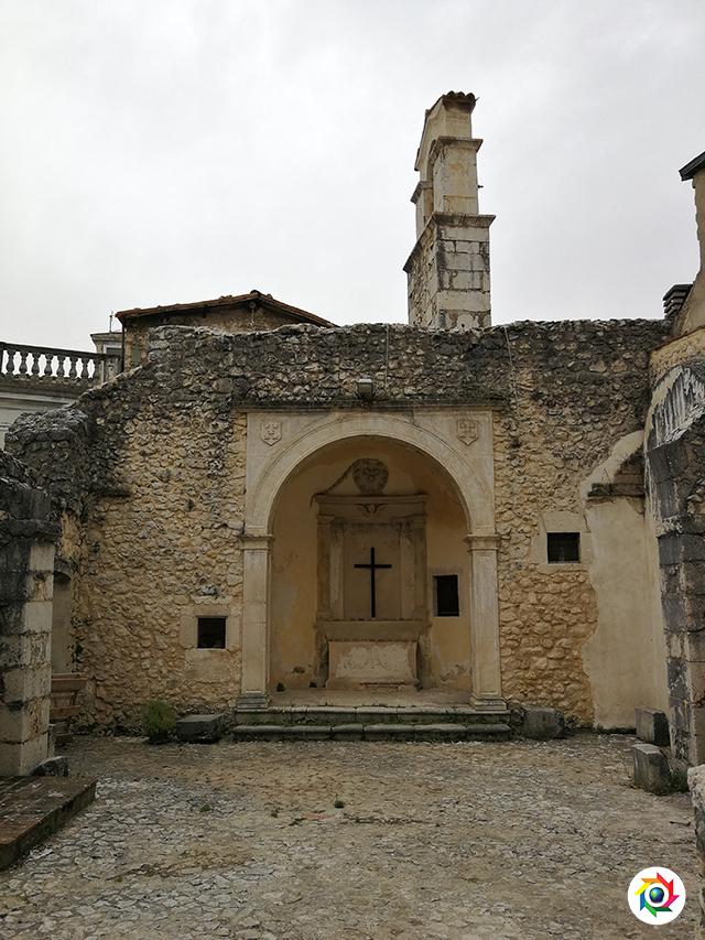Fontecchio borgo
