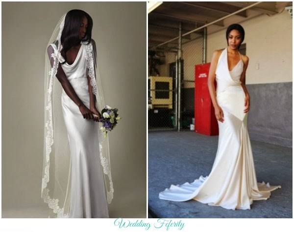 WeddingsByMelB: Bridal Gown Materials You Should Know