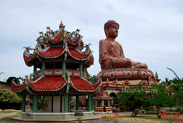 Giant Buddha Statue Kelantan
