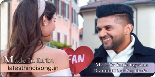 Made-in-India-Hindi-Lyrics
