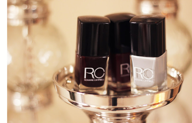 Roxanne Campbell Nail Lacquer by Jen Lou Meredith