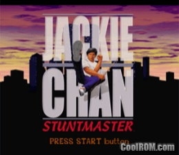 JACKIE CHAN STUNTMASTER FOR PC