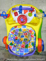Baby Walker Care 2 in One Walker dan Ride-on - Walker yang Sebenarnya