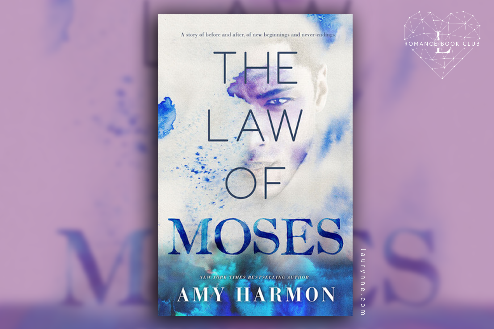 Book Review: The Law of Moses (The Law of Moses #1) by Amy Harmon