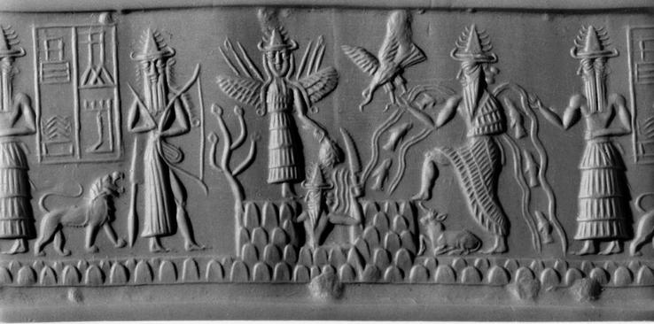 ¿Los encuentros con angeles en la antiguedad son los extraterrestres de hoy?