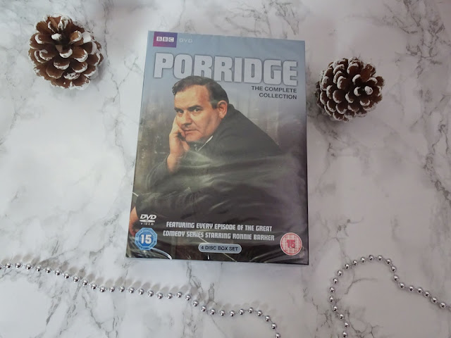 dvd boxset of tv show porridge