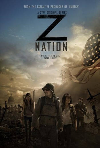 Z Nation Temporada 1 Completa Latino