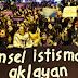Ribuan Rakyat Turki Turun ke Jalan Tolak Pengampunan Bagi Pemerkosa