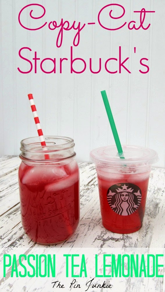 starbucks-passion-tea-lemonade recipe