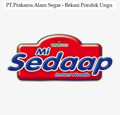 Website PT Prakarsa Alam Segar Pondok Ungu Bekasi 2018