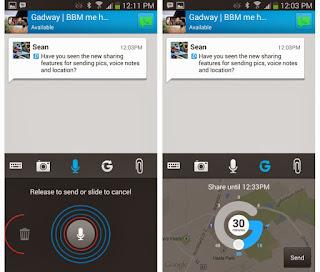 Inilah 5 Fitur Terbaru BBM di Android dan iOS yg Mungkin Belum kalian Ketahui