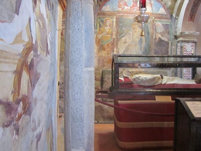 Salma Chiesa Eremo Santa Caterina