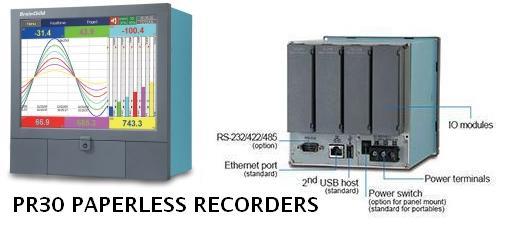 fitur paperless recorder dari brainchild