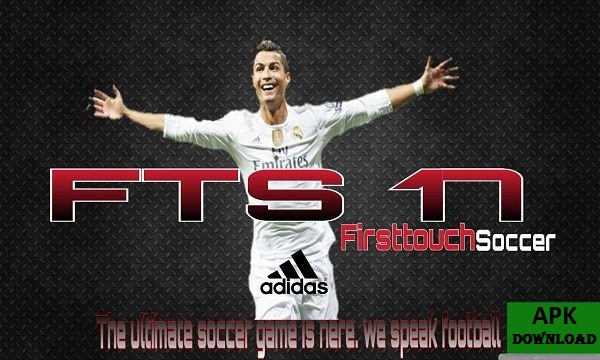 Download First Touch Soccer 2017 – FTS 17 APK Obb Data Mod Android Game