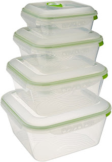 Ozeri Instavac Food Storage Set