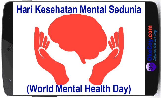 hari kesehatan mental sedunia internasional
