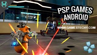 PPSSPP Android Games