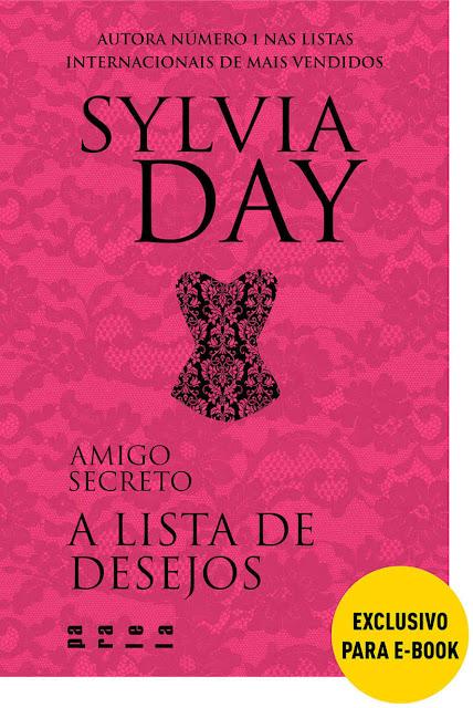 Amigo Secreto A Lista de Desejos Sylvia Day